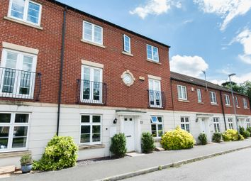 Thumbnail 5 bedroom town house for sale in Wenlock Drive, West Bridgford, Nottingham