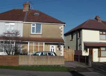 Thumbnail 3 bed semi-detached house for sale in Highridge Road, Bristol