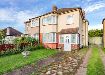 Thumbnail 3 bed semi-detached house for sale in Anstead Drive, Rainham