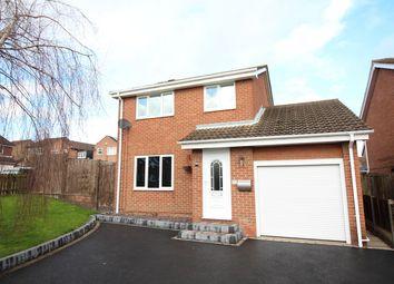 Thumbnail 3 bed detached house for sale in Morden Road, Giltbrook, Nottingham