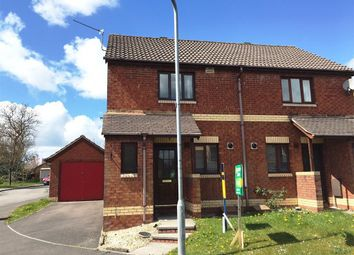 Thumbnail 2 bedroom property to rent in Heol Y Barcud, Thornhill, Cardiff
