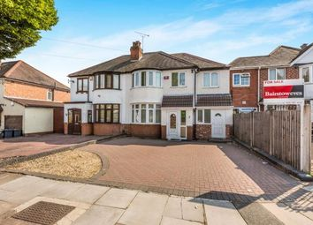 Thumbnail 3 bedroom semi-detached house for sale in Mildenhall Road, Great Barr, Birmingham, Wes Tmidlands