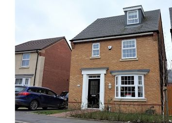 Thumbnail 4 bed detached house for sale in Amelia Crescent, Coventry