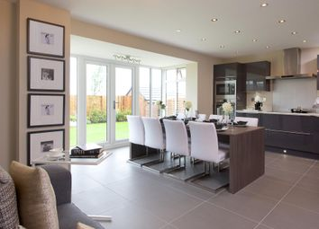 "Thumbnail 4 bed detached house for sale in ""Drummond"" at Hassall Road, Alsager, Stoke-On-Trent"