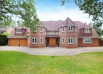 Thumbnail 5 bed detached house for sale in Kingsley Avenue, Camberley, Surrey GU15,