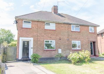 Thumbnail 3 bed semi-detached house for sale in Chamberlain Road, Hillmorton, Rugby