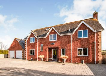 Thumbnail 7 bedroom detached house for sale in Wisteria House, Dauntsey, Chippenham