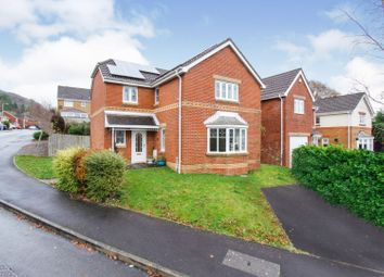 Thumbnail 4 bed detached house for sale in Parc Penscynnor, Cilfrew