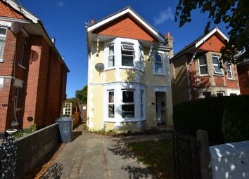 Thumbnail 2 bed flat to rent in Castlemain Avenue, Southbourne, Bournemouth