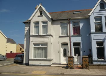 Thumbnail 4 bed end terrace house for sale in 24 Vergam Terrace, Fishguard, Pembrokeshire