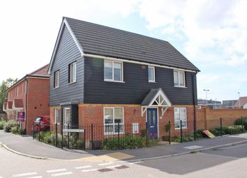 Thumbnail 3 bed detached house for sale in Gentian Mews, Harwell