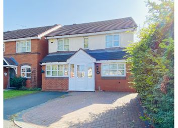 Thumbnail 4 bed detached house to rent in 1141 Tyburn Road, Birmingham