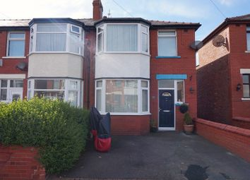 Thumbnail 3 bedroom end terrace house for sale in Dryburgh Avenue, Blackpool
