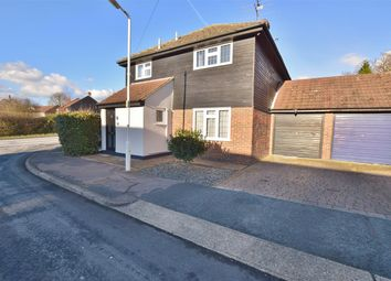 Thumbnail 4 bed detached house for sale in Montague Way, Billericay