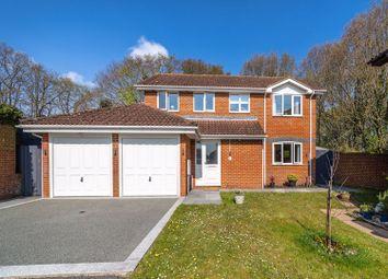 Thumbnail 4 bed detached house for sale in Lyndhurst Close, Farnborough, Orpington