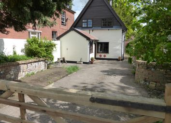 Thumbnail 2 bed detached house to rent in The Green, Old Buckenham, Attleborough