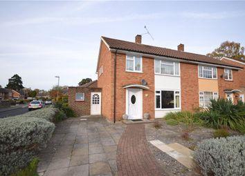 Thumbnail 3 bedroom semi-detached house for sale in Timline Green, Bracknell, Berkshire