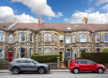 Thumbnail 4 bed terraced house for sale in Coronation Road, Southville, Bristol