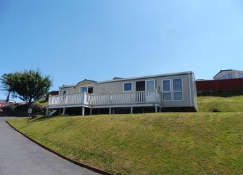 Thumbnail 2 bedroom lodge for sale in Dartmouth Road, Paignton