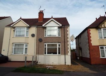 Thumbnail 3 bed semi-detached house for sale in Clement Street, Nuneaton, Warwickshire