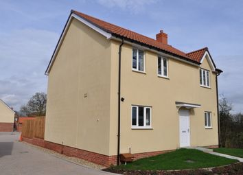 Thumbnail 4 bedroom detached house for sale in Stirling Close, Chedburgh, Bury St Edmund's