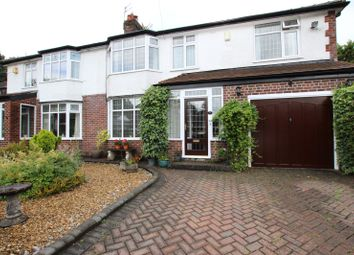 Thumbnail 4 bed semi-detached house for sale in Taunton Avenue, Bamford, Rochdale, Greater Manchester