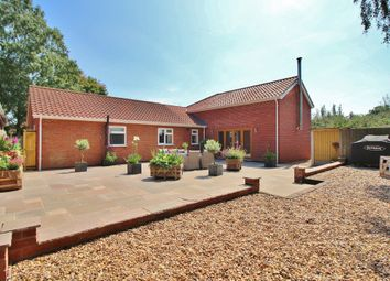 Thumbnail 6 bed detached bungalow for sale in Waldemar Avenue, Old Catton, Norwich