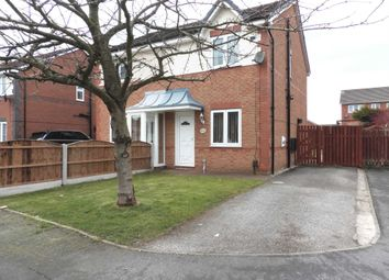 Thumbnail 2 bed semi-detached house for sale in Pateley Close, Kirkby, Liverpool