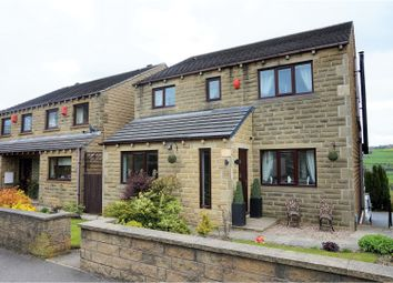 Thumbnail 4 bed detached house for sale in Broad Oak, Huddersfield