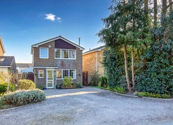 Thumbnail 3 bed detached house for sale in Long Copse Lane, Emsworth