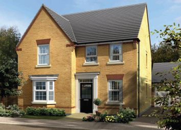 Thumbnail 4 bed detached house for sale in Plot 34, The Mounts, Whitchurch