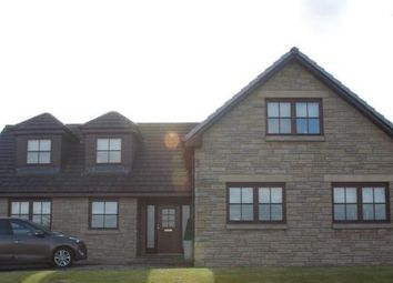 Thumbnail 4 bed detached house to rent in New Trows Road, Lesmahagow, Lanark