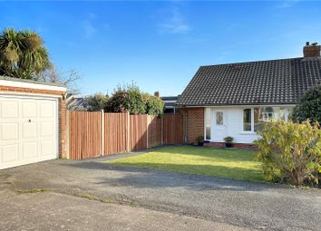 Thumbnail 2 bed bungalow for sale in Pine Trees Close, Angmering, West Sussex