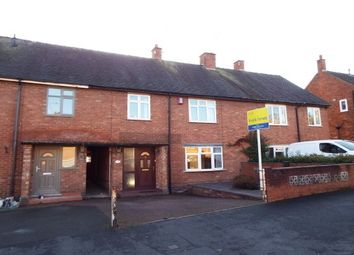 Thumbnail 4 bed terraced house to rent in Redfern Road, Uttoxeter