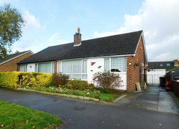 Thumbnail 2 bedroom semi-detached bungalow for sale in Lowndes Lane, Offerton, Stockport