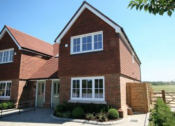 Thumbnail 3 bed semi-detached house for sale in Bentley, Farnham