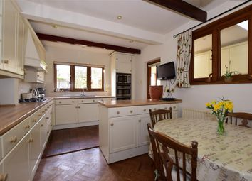 Thumbnail 3 bed detached house for sale in Park Hill Road, South Wallington, Surrey