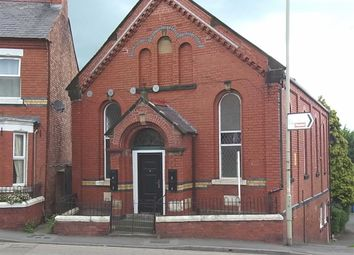 Thumbnail 1 bed flat to rent in Old Penuel Chapel, Apartment 3, Castle Street, Oswestry, Shropshire