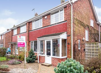 Thumbnail 4 bed semi-detached house for sale in St. Leonards Road, Beverley