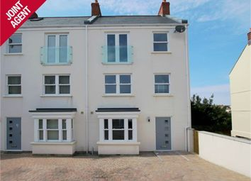 Thumbnail 3 bedroom semi-detached house to rent in Hauteville, St. Peter Port, Guernsey