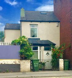 Thumbnail 2 bed end terrace house for sale in Savile Road, Castleford