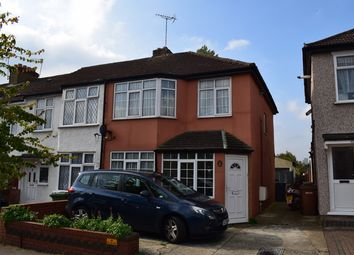 Thumbnail 3 bedroom end terrace house for sale in Whitefriars Avenue, Harrow Weald