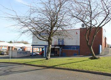 Thumbnail Industrial to let in Block L Bay 2, Stourbridge Estate, Stourbridge