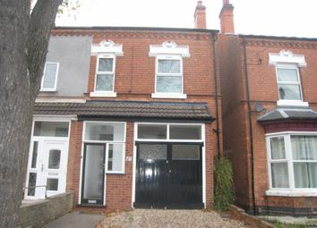 Thumbnail 3 bed property to rent in Norfolk Road, Erdington, Birmingham