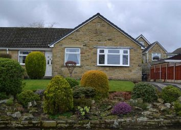 Thumbnail 3 bed semi-detached bungalow for sale in 29, Ryefields, Scholes