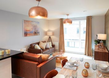 Thumbnail 3 bed flat for sale in Portland View, Portland Square, Bristol. BS2.
