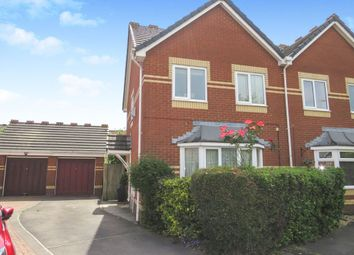 3 bed semi-detached house for sale in Rosemary Close, Bradley Stoke, Bristol BS32