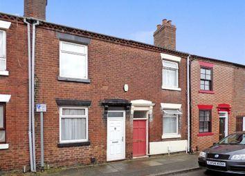 Thumbnail 2 bed terraced house for sale in Darnley Street, Shelton, Stoke-On-Trent