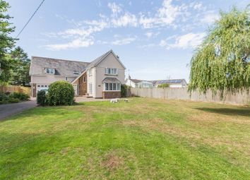 Thumbnail 5 bed detached house for sale in Kennerleigh, Crediton