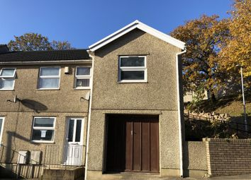 Thumbnail 3 bed end terrace house for sale in Pentre Treharne Road, Landore, Swansea